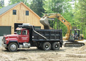 Excavation, landscaping, septic services